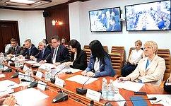 Парламентарии России иСловакии обсудили подготовку кМеждународной фармакологической конференции вБратиславе осенью этого года