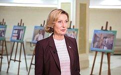ВСовете Федерации открылась фотовыставка, посвященная медикам, работающим вковид-госпиталях