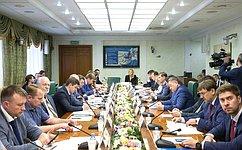 Законодательное регулирование снегоходного имотовездеходного туризма обсудили вСовете Федерации