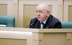 В. Федоров избран членом Президиума Центрального Совета общественной организации «Всероссийское общество автомобилистов»