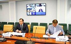Ю. Федоров: Потенциал перевозок повнутренним водным путям внастоящее время используется недостаточно активно