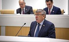 СФодобрил закон обиндексации пенсии сверх прожиточного минимума