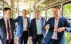 Таганрогский трамвай будет запущен всрок— А.Яцкин