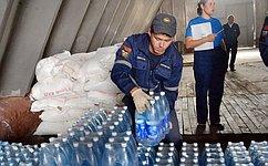 В. Богданов: ВКурской области создано почти 200 пунктов временного размещения беженцев сУкраины