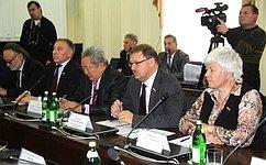 К.Косачев: Потенциал Бурятии должен стать одним изключевых вразвитии международных отношений России вАТР