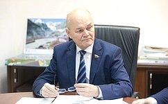 М. Щетинин: Наука должна вносить весомый вклад вразвитие всех отраслей пищевой промышленности