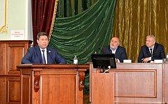 Необходимо расширить взаимодействие органов власти идобровольческих организаций– В.Полетаев