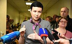 ВРостовской области последовательно решается проблема обманутых участников долевого строительства— И.Рукавишникова