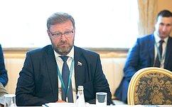 К. Косачев: Российские парламентарии заинтересованы вактивизации контактов скамбоджийскими коллегами