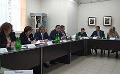 Систему социального обслуживания пожилых граждан иинвалидов необходимо довести досовременного уровня— В.Рязанский