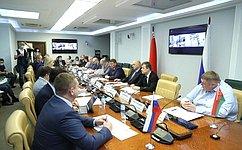Парламентарии России иБеларуси обсудили роль цифровизации вформировании единого научно-технологического пространства Союзного государства»