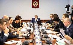 Комитет СФ посоциальной политике поддержал закон опаллиативной помощи