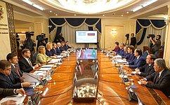 В. Матвиенко: Визит Председателя Сената Парламента Республики Казахстан вРоссию придаст новый импульс двустороннему взаимодействию