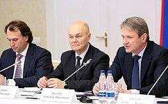 М.Щетинин: Качество российского аграрного законодательства зависит отвзаимодействия Комитета СФ иМинсельхоза России