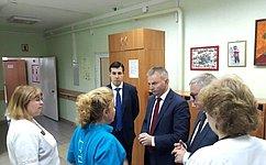 И.Каграманян: Ярославская Областная детская больница тестирует новое устройство для восстановления после травм или операций
