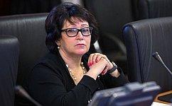 Л.Талабаева: Для федеральных парламентариев очень важна инициатива смест