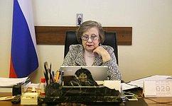 С. Горячева приняла участие взаседании Комитета поуправлению Конгресса местных ирегиональных властей Совета Европы