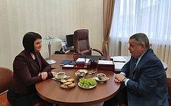 А. Ракитин провел совещания вРеспублике Карелия, касающиеся социально-экономического развития региона