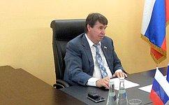 Врамках работы вРеспублике Крым С.Цеков провел прием граждан вСимферополе