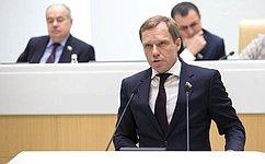 Сенаторы поддержали изменения всоставах комитетов Совета Федерации