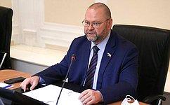О. Мельниченко принял участие взаседании Комитета помониторингу Конгресса местных ирегиональных властей Совета Европы