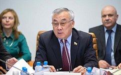 Б.Жамсуев: Система государственного оборонного заказа требует нетолько законодательного контроля, ноисовершенствования