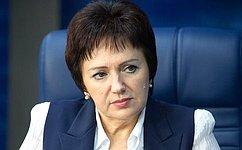 Нужно устранить все препятствия, мешающие самореализации инвалидов– Е.Бибикова