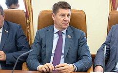 А. Шевченко: Необходимо тиражировать позитивный опыт создания комфортной среды населе»