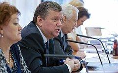 Е. Бушмин: Сенаторы подготовят поправки взаконодательство всвязи сприемом вРоссии большого числа беженцев