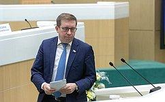 А. Майоров: Поручение Председателя СФ омониторинге реализации реформы всфере обращения сТКО поставлено наособый контроль