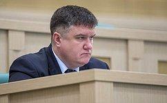 А.Борисов: Сотрудничество смолодыми законодателями помогает сенаторам глубже узнать проблемы регионов