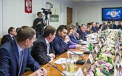 Комитет общественной поддержки жителей Юго-Востока Украины обсудил перспективы развития ситуации врегионе после выборов вВерховную Раду