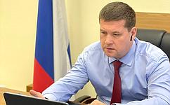 Сенаторы уделяют большое внимание вопросам восстановления иразвития туриндустрии— А.Чернышев