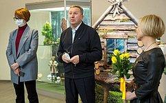 С. Березкин: Открывшаяся вЯрославле выставка кукол значительно обогащает современное искусство России