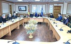 Н. Федоров принял участие вработе сессии Государственного Совета Чувашской Республики