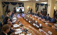 В. Матвиенко: Визит Председателя Национального собрания Кувейта вРоссию будет способствовать развитию отношений между двумя странами