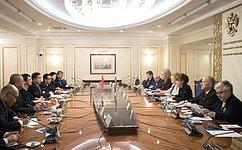 Россия иКитай успешно развивают межпарламентское взаимодействие— З.Драгункина