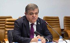 В.Джабаров: Возвращение Крыма— результат самоопределения крымчан