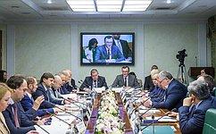 Комитет СФ поаграрно-продовольственной политике иприродопользованию обсудил развитие сельхозпроизводства вКарачаево-Черкесии