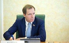 А. Кутепов: Молодежные организации могут осуществлять дополнительный контроль зареализацией нацпроектов