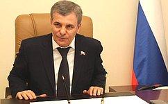 А. Каноков провел прием граждан вНальчике