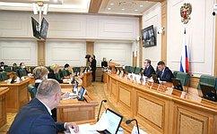 ВСовете Федерации обсудили механизмы стабилизации цен наагропродовольственном рынке страны
