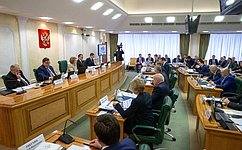 В. Матвиенко: ВСовете Федерации высоко оценивают уровень сотрудничества сПравительством РФ