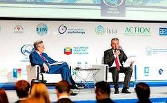 И. Каграманян: Совершенствование охраны психического здоровья– одна изактуальных задач социальной сферы