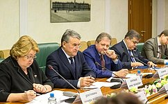Ю. Воробьев: Конференции «Культурное пространство народов России иДонбасса» должна быть организована навысоком уровне