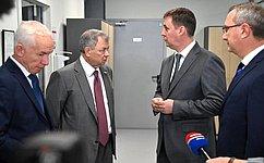 А. Артамонов принял участие всовещании поразвитию глубокой переработки зерна вРоссии