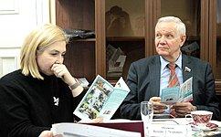 В. Марков: Национальная библиотека Республики Коми предстанет после ремонта вобновленном формате