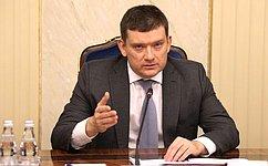 Н. Журавлев: Реализация транспортных программ имеет ключевое значение вобеспечении пространственного развития страны