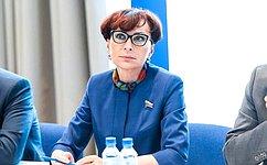 Т. Кусайко: Важен общественный контроль зареализацией федеральных ирегиональных программ