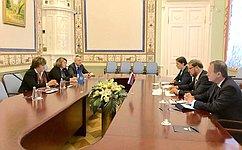 К. Косачев: Россия последовательно выступает заусиление роли Всемирной организации здравоохранения